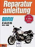 Reparaturanleitungen BMW R 45/R 65 1978-1980