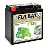 Fulbat - Motorrad Batterie YTX16 / YTX16-BS 12V...
