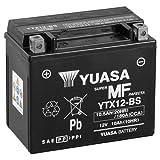 Batterie YUASA YTX12-BS (WC) AGM geschlossen,...