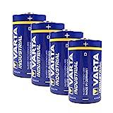 Varta Batterie 4er-Pack Varta Industrial 4020...
