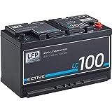 ECTIVE LC100 12V 100Ah 1280 Wh LiFePo4...