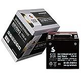 Motorrad Batterie YIX30L-BS 30Ah 12V 420A/EN AGM...