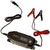 Hama Autobatterie-Ladegerät mit LCD...