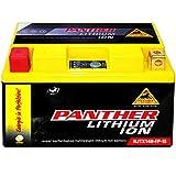 Panther HJTX14AH Lithium Motorradbatterie 12V 14Ah
