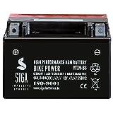 Motorrad Batterie YTX9-BS AGM 9Ah 12V 160A/EN Quad...