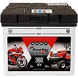 BlackMax Rasentraktor Batterie 12V 32Ah C60-N30L-A...