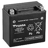 Batterie YUASA YTX14L-BS (CP) AGM geschlossen,...