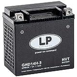 Landport Motorradbatterie Gel GHD14H-3...