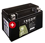 TECNO-GEL Motorrad-Batterie YTZ10S / YT10B-4 DIN...