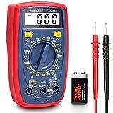 AstroAI Digital Multimeter mit Ohm Volt Ampere...