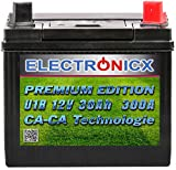 Electronicx U1R 30Ah 300A Green Power Batterie...