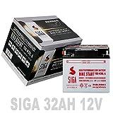 Motorrad Batterie 32AH 12V 320A/EN Y60-N30L-A...