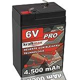 kraftmax Industrial Pro Bleiakku [ 6V / 4,5Ah ]...