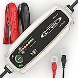 CTEK MXS 3.8 Vollautomatisches Ladegerät mit...