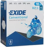 EXIDE B49-6 Bike MIT Fresh Pack 6V 8AH 40A