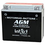 intact Bike-Power AGM 12V 20Ah 82003 YTX20HL-BS