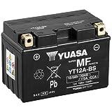 Batterie YUASA YT12A-BS (WC) AGM geschlossen,...