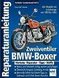 BMW-Boxer Zweiventiler mit U-Schwinge 1969-1985...