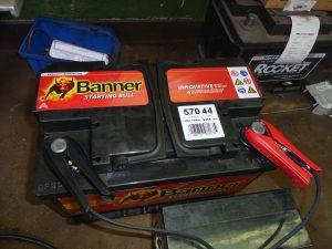 Ctek lädt Batterien problemlos und schonend auf